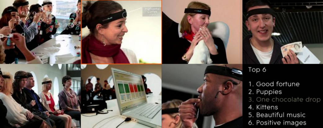 EEG experiment proves that money can buy happiness (first ever scale to measure pleasure)