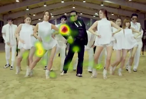 PSY cover Neuromarketing and Gangnam Style