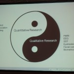 Prof. Gemma Calvert - Quantitative vs. Qualitative