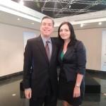 Roger Dooley and Monica Bercea