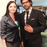 Monica Bercea and Pranav Yadav