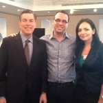 with Roger Dooley and Renato Sneider